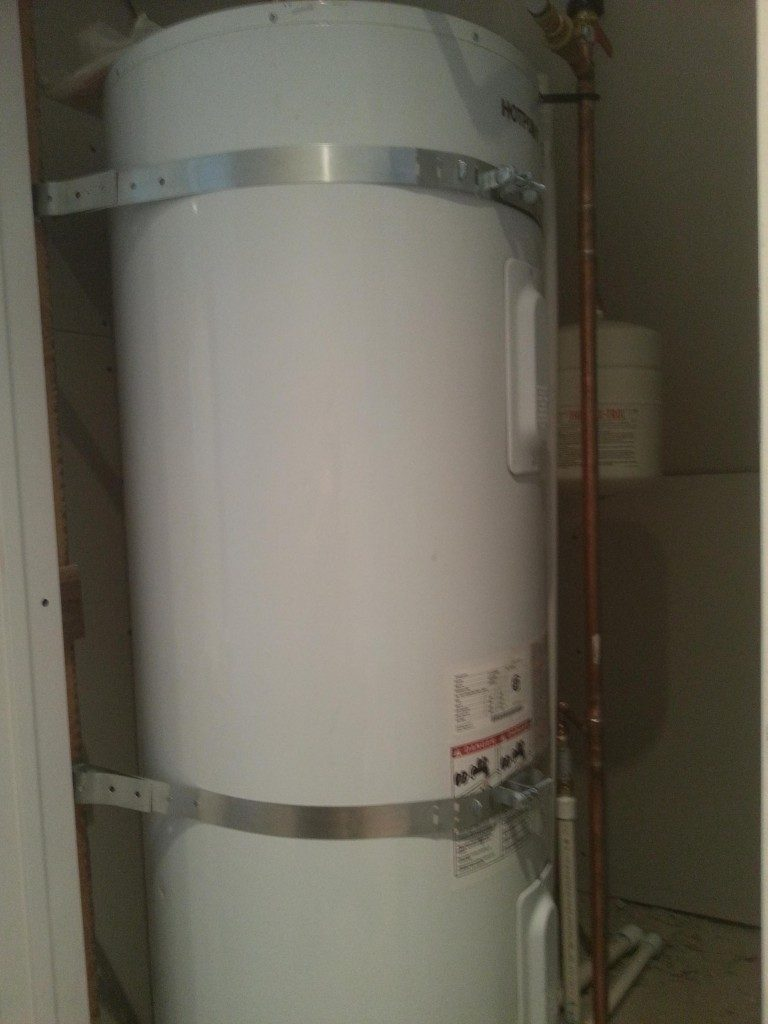 Hot Water Tank - Plumbing Services
