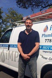 Mike Duncanson Red Seal Journeyman in Plumbing and Gas Fitting